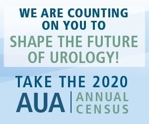 AUA Annual Census 2020